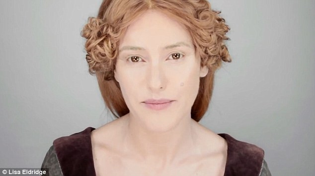 maquillaje edad media