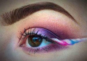 Maquillaje Unicornio, la tendencia de esta primavera que continúa